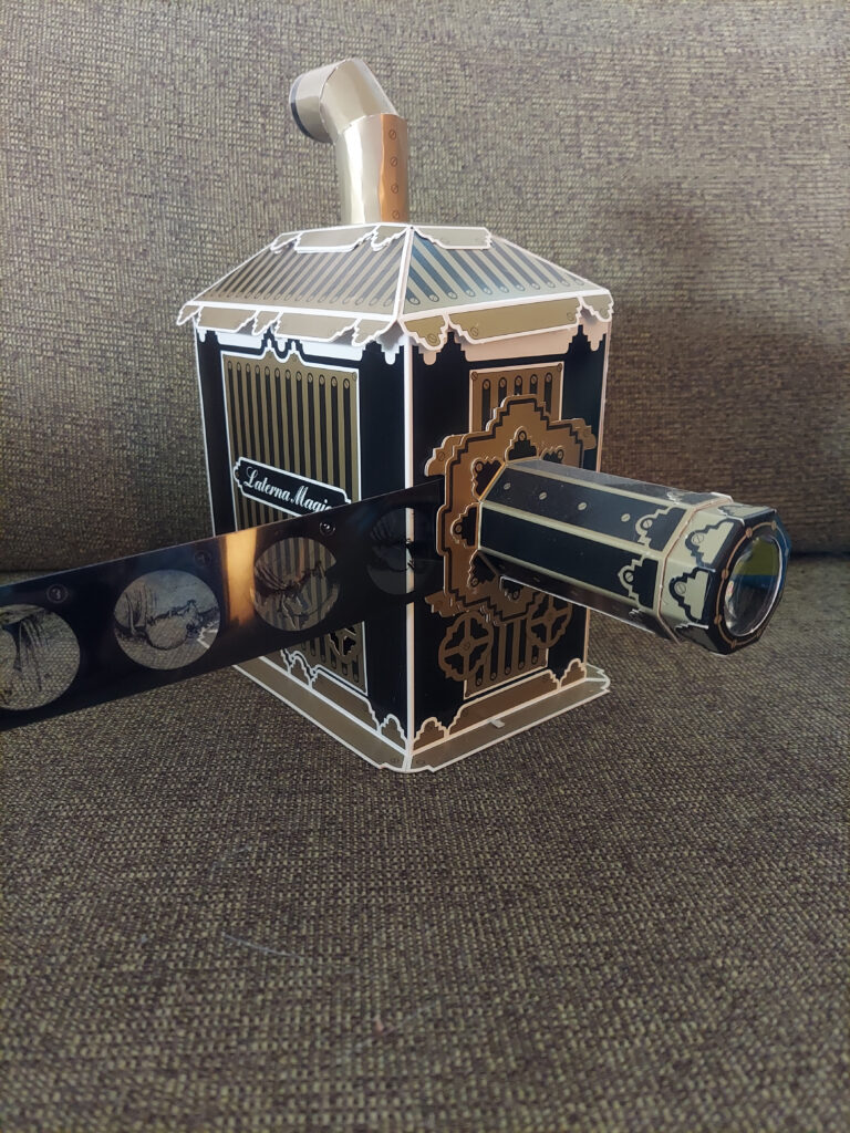 Paper lantern exterior