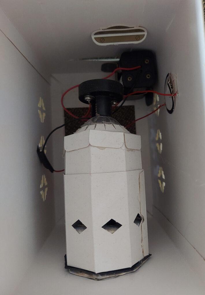 paper lantern Interior