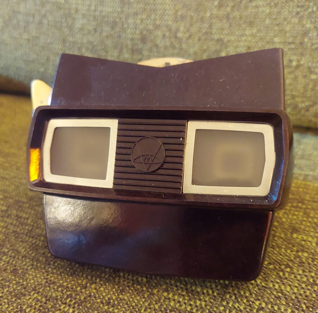 Sawyers viewmaster